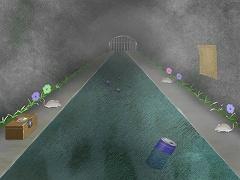 脱出ゲーム 下水道の声