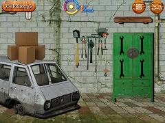 Ekey Garage Tool Room Escape
