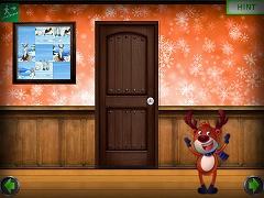Amgel Reindeer Room Escape