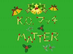 K.O. マッチ Matter