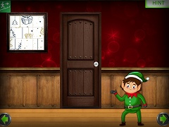 Amgel Christmas Room Escape 4
