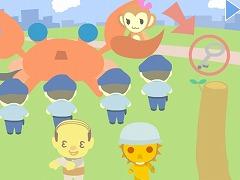 猿と秘密軍団3