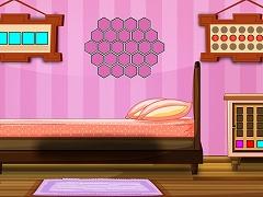 Pink Cabin Escape