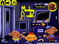 Monkey Happy Stage 561