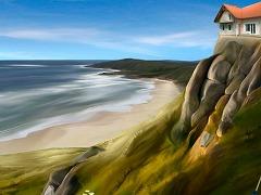Magic Cliff Escape