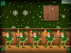 Amgel Elf Room Escape