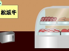 Escape from 肉屋