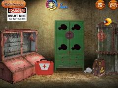Ekey Unsafe Mini Escape