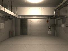 地下室からの脱出