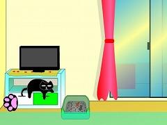 ふたたび黒猫のいる部屋