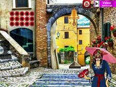 Italian Venice Street Escape