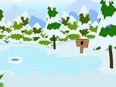 Snow Land Escape
