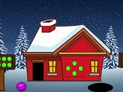 Treasure Trove Escape From Snow House
