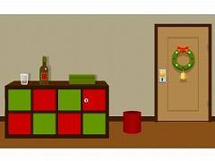 クリスマスミニ脱出ゲーム