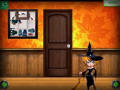 Amgel Halloween Room Escape 7