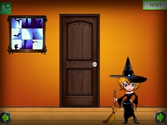 Amgel Halloween Room Escape 9