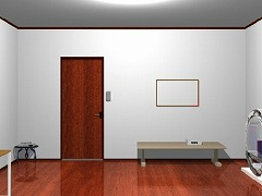 仕掛けのある部屋からの脱出5