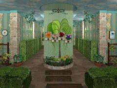 02 生きた花の庭