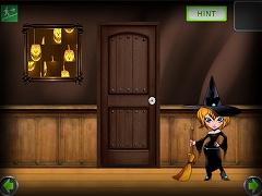 Amgel Halloween Room Escape 19