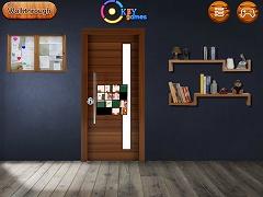 Ekey Comfortable Study Room Escape