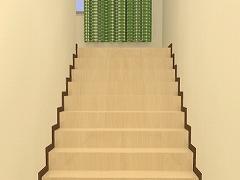 階段からの脱出