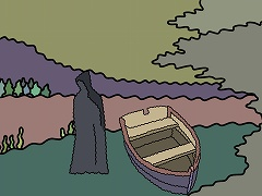 That blurry place - chapter 1 the boat