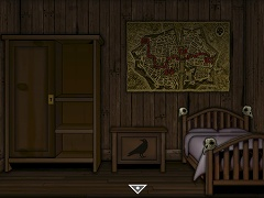 Little Cabin in the Woods - A Forgotten Hill Tale
