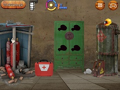 Ekey Perilous Machine Room Escape