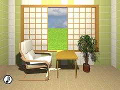 脱出に挑戦! #135 お茶の葉のある部屋