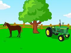 Cute Farm Escape