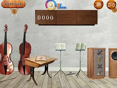Ekey Music Instruments Room Escape