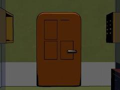 ある幽霊屋敷からの脱出 room4