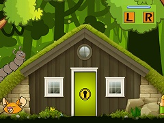 Blue Wren Bird Escape