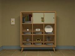 Nine Shelves