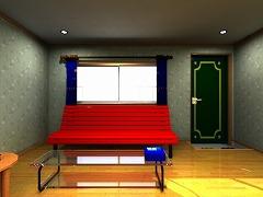雪だるまの部屋のからの脱出(3D)