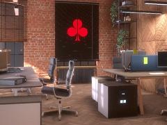 脱出ゲームきれいめオフィス