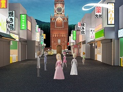 脱出ゲーム-商店街2