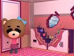 脱出ゲーム ちょっと脱出 狸の姉妹と葡萄の部屋
