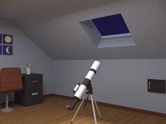 脱出ゲーム美術館 Telescope