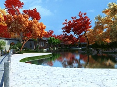 脱出ゲーム-紅葉の咲く頃に-