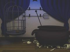 脱出ゲーム - 魔女の家からの脱出