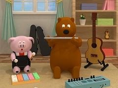 脱出ゲーム - Music Store