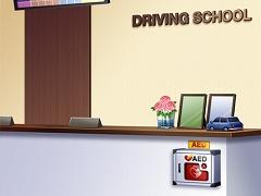 脱出ゲーム-教習所からの脱出-
