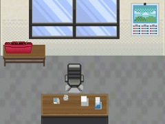 ドジっ子OL・ドジ子の オフィスからの脱出!