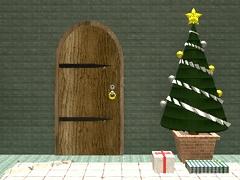 ミニ脱出ゲーム 聖夜の夜のクリスマス脱出