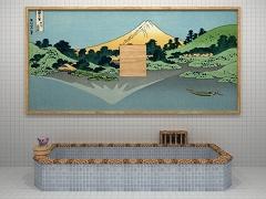 脱出ゲーム-Pubric Bath-下町の銭湯からの脱出