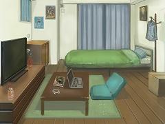 脱出ゲーム 先輩の部屋