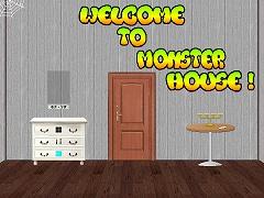 ようこそ モンスターハウスへ!