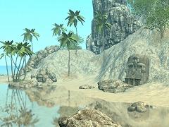 脱出ゲーム カリブの島からの脱出
