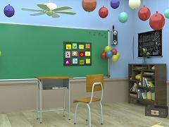 脱出ゲーム Class room